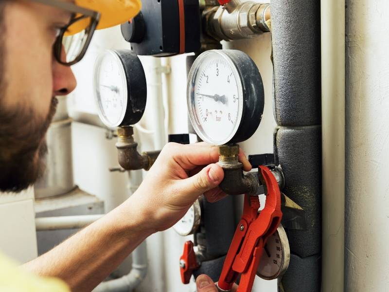 Home Inspection Plumbing Basics