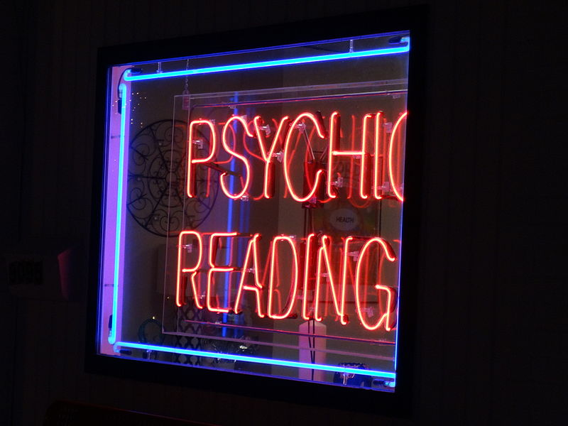 Me? Psychic? Why Not!?